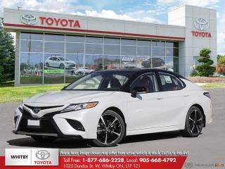 New 2020 Toyota Camry XSE for sale in Whitby, ON