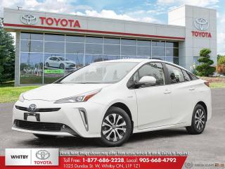 New 2020 Toyota PRIUS TECHNOLOGY AWD-E EA20 for sale in Whitby, ON