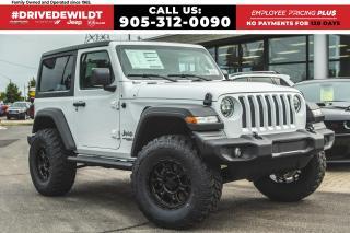 New 2020 Jeep Wrangler SPORT S | UPGRADED WHEEL & TIRE PKG | for sale in Hamilton, ON