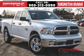 New 2019 RAM 1500 Classic SXT PLUS | SUB ZERO | V6 | LED BED LIGHTING | for sale in Hamilton, ON