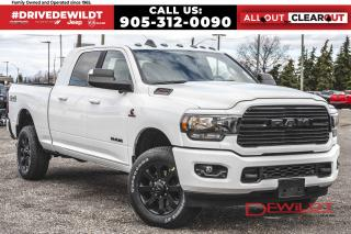 New 2020 RAM 2500 BIG HORN | NIGHT EDITION | LEVEL 1 GRP | for sale in Hamilton, ON
