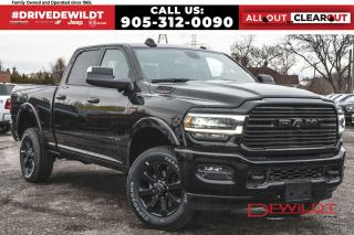 New 2019 RAM 2500 LARAMIE | NIGHT EDITION | LEATHER | 12in DISPLAY | for sale in Hamilton, ON