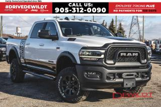 New 2019 RAM 2500 New POWER WAGON | SUNROOF | 12in SCREEN | LVL 2 GRP | for sale in Hamilton, ON