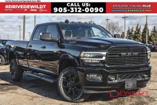 New 2019 RAM 2500 New LARAMIE | NIGHT EDITION | 12in SCREEN | FULLY LOAD for sale in Hamilton, ON