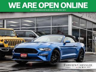 Used 2019 Ford Mustang EcoBoost Premium l NAV l BLIND-SPOT l for sale in Burlington, ON
