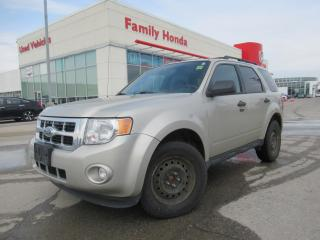 Used 2012 Ford Escape FWD 4dr XLT | HEATED SEATS | FREE TIRES | for sale in Brampton, ON