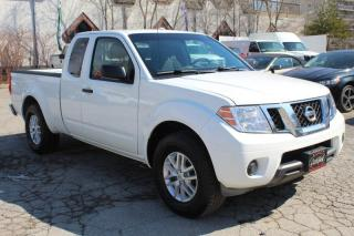 Used 2017 Nissan Frontier SV King Cab SWB for sale in Mississauga, ON