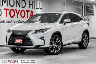 Used 2017 Lexus RX 350 AWD 4dr for sale in Richmond Hill, ON