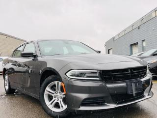 Used 2019 Dodge Charger |SXT|REAR VIEW CAM|ALLOYS|BACKUP SENSORS & MUCH MORE! for sale in Brampton, ON