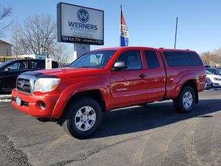 Used 2007 Toyota Tacoma Access Cab V6 4WD for sale in Cambridge, ON