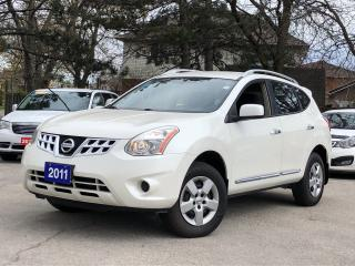 Used 2011 Nissan Rogue AWD | PARKING SENSORS | Bluetooth for sale in Stoney Creek, ON