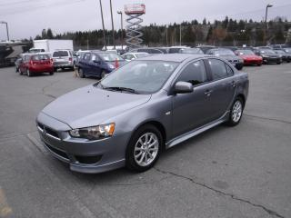 Used 2014 Mitsubishi Lancer ES for sale in Burnaby, BC