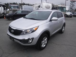 Used 2014 Kia Sportage LX AWD for sale in Burnaby, BC