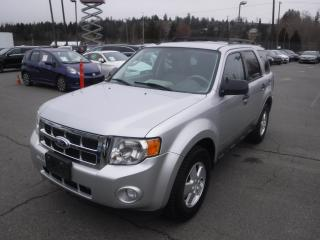 Used 2012 Ford Escape XLT 4WD for sale in Burnaby, BC