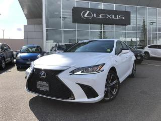 New 2019 Lexus ES 350 8A Service Loaner for sale in North Vancouver, BC