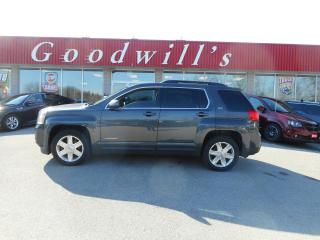 Used 2010 GMC Terrain SLT! REMOTE START! HEATED LEATHER! SUNROOF! for sale in Aylmer, ON