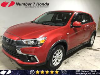 Used 2017 Mitsubishi RVR SE| Backup Cam| Bluetooth| All-Wheel Drive| for sale in Woodbridge, ON