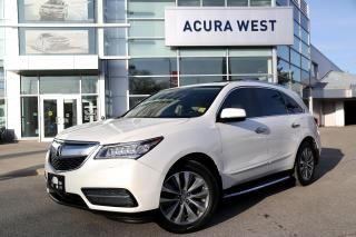 Used 2016 Acura MDX SH-AWD Tech Pkg, 7 year 130000km Acura warranty for sale in London, ON