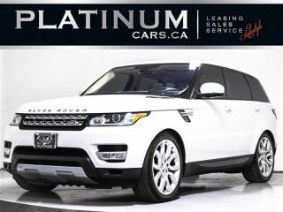 Used 2016 Land Rover Range Rover Sport HSE AWD, NAV, PANO, CAM, HEATED SEATS for sale in Toronto, ON