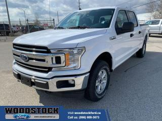 New 2020 Ford F-150 XLT  300A, CREW, 5.0L, 157 WHEELBASE for sale in Woodstock, ON