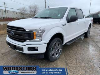 New 2020 Ford F-150 XLT  300A, CREW, LONG BOX, FX4 for sale in Woodstock, ON