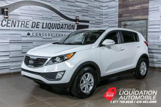 Used 2013 Kia Sportage LX+GR/ELECT+MAGS+BLUETOOTH for sale in Laval, QC
