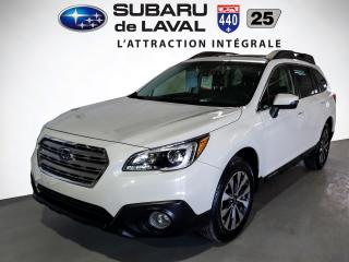 Used 2017 Subaru Outback 2.5I Limited Eyeseight Awd *Cuir,Toit,Na for sale in Laval, QC