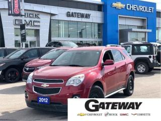 Used 2012 Chevrolet Equinox 1LT/TWO SETS OF TIERS/REAR CAMERA/BLUETOOTH/ for sale in Brampton, ON