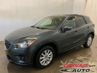 Used 2016 Mazda CX-5 GS AWD GPS Mags Caméra de recul Toit ouvrant for sale in Trois-Rivières, QC