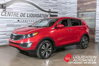 Used 2013 Kia Sportage EX+GR/ELECT+A/C+BLUETOOTH for sale in Laval, QC