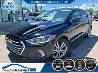 Used 2017 Hyundai Elantra GL, AUTO, BANCS CHAUFFANTS, BLUETOOTH, C for sale in Blainville, QC