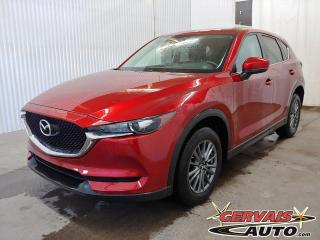 Used 2018 Mazda CX-5 GS AWD GPS Cuir Volant chauffant Caméra Mags for sale in Trois-Rivières, QC