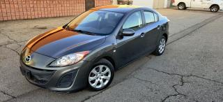 Used 2010 Mazda MAZDA3 GS| CRUISE | AUTOMATIC for sale in Burlington, ON