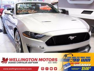 Used 2019 Ford Mustang GT Premium | No Accidents | Convertible !! for sale in Guelph, ON