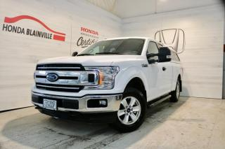 Used 2018 Ford F-150 XL SuperCab boite 6.5' for sale in Blainville, QC