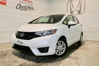 Used 2015 Honda Fit LX à hayon 5 portes CVT for sale in Blainville, QC
