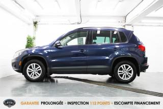 Used 2014 Volkswagen Tiguan 4MOTION Trendline + Banc & Miroir Chauffant for sale in Québec, QC
