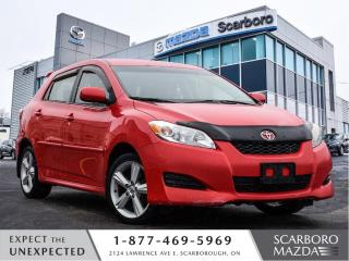 Used 2009 Toyota Matrix AUTO|1 OWNER|NO ACCIDENT|FULLY LOADED for sale in Scarborough, ON