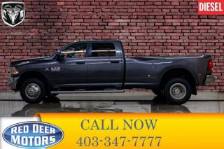 Used 2014 RAM 3500 4x4 Crew Cab SLT Dually Diesel AISIN for sale in Red Deer, AB