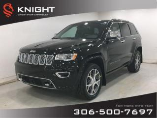 New 2020 Jeep Grand Cherokee Overland V6 | ProTech Group for sale in Regina, SK