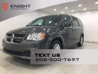 New 2020 Dodge Grand Caravan Premium Plus | DVD | Navigation | Power Doors for sale in Regina, SK