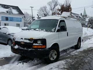 Used 2011 Chevrolet Express 1500 for sale in Ottawa, ON