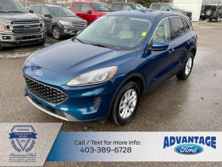 Used 2020 Ford Escape SE AWD • 1.5L Ecoboost • Heated Seats • Backup Camera for sale in Calgary, AB
