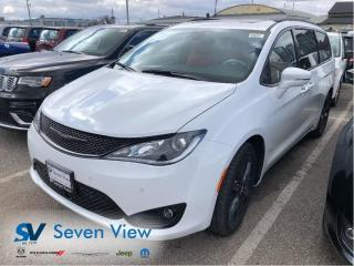 New 2020 Chrysler Pacifica Limited for sale in Concord, ON