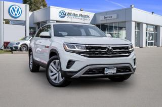 New 2020 Volkswagen Atlas Cross Sport 3.6 FSI Execline <b>*DIGITAL DASH* *LANE ASSIST* *ADAPTIVE CRUISE* *LEATHER* *SUNROOF*<b> for sale in Surrey, BC