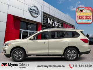 New 2020 Nissan Pathfinder SV Tech  -  - AUTO SHOW for sale in Orleans, ON