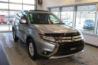 Used 2017 Mitsubishi Outlander GT S-AWC for sale in Lévis, QC