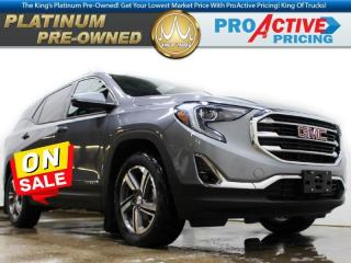 Used 2018 GMC Terrain SLT | 1.6L Diesel |Sunroof | HTD Seats for sale in Virden, MB
