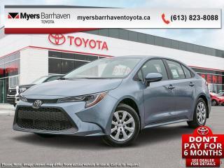 New 2020 Toyota Corolla LE  - Heated Seats - $146 B/W for sale in Ottawa, ON