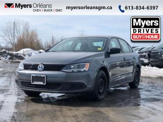 Used 2011 Volkswagen Jetta TRENDLINE  WINTER TIRES INCLUDED! for sale in Orleans, ON